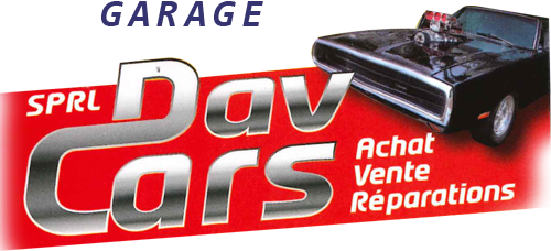 Dav Cars SPRL - Garagiste